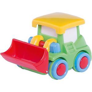 Мини-машинка  Моторы Зеленый экскаватор Little Tikes