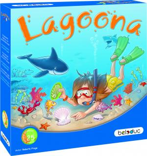 Развивающая игра  Лагуна Beleduc
