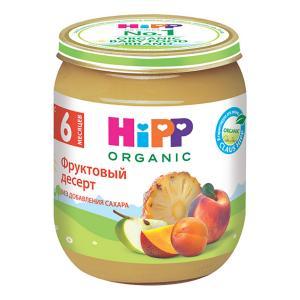 Пюре  фруктовый десерт, с 6 месяцев, 125 г Hipp