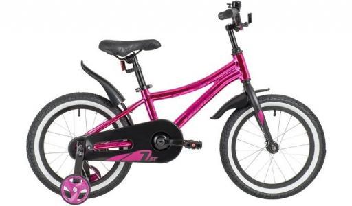 Велосипед двухколесный  Prime V-brake 16 167APRIME1V Novatrack