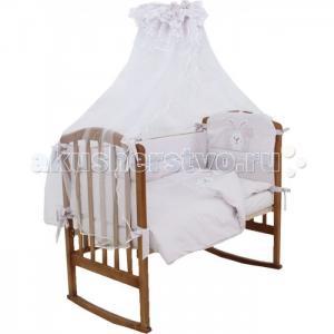 Комплект в кроватку  Сладкий сон (7 предметов) Папитто