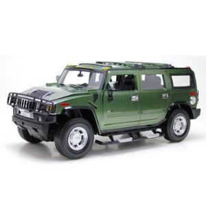 Машина на радиоуправлении  Hummer H2 Green 50 см 1 : 10 MZ