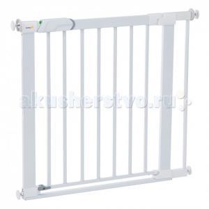 Металлический барьер-калитка Flat Step без порожка 73-80 см Safety 1st