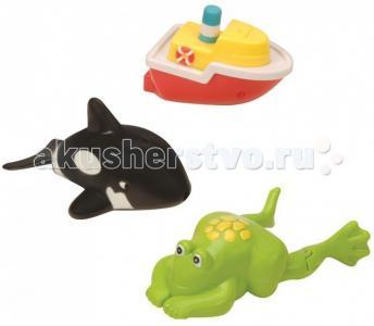 Набор для игр в воде: заводные игрушки Battat