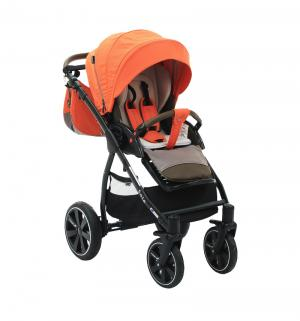 Коляска 2 в 1  Sole Sport, цвет: orange red Noordi