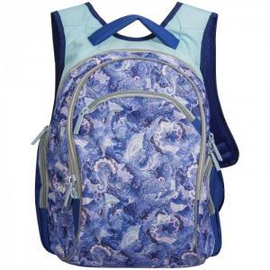 Рюкзак Style Lavender blue 39x33x23 см Berlingo