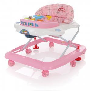 Ходунки Tom&Mary, , розовый Baby Care