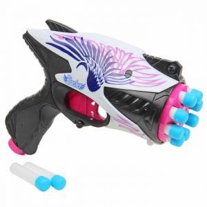 Бластер для девочек с мягкими пулями 74767 Veld CO