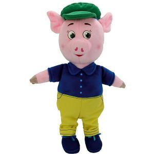 Мягкая игрушка Мульти-пульти Поросенок в костюме и кепке