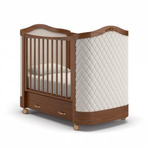 Детская кроватка  Тиффани Ромб колесо Гандылян