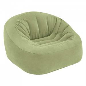 Кресло для мамы  надувное отдыха 124х119х76 см Intex