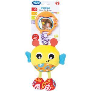 Игрушка-подвеска  Пчелка Playgro. Цвет: разноцветный