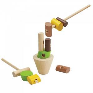 Деревянная игрушка  Игра Построй башню Plan Toys