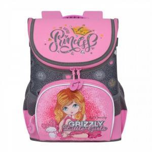 Рюкзак школьный RA-981-3 Grizzly