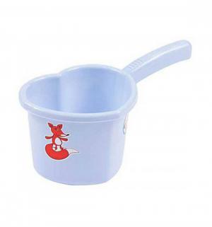 Ковшик для ванночки Little Angel Р1022, цвет: голубой