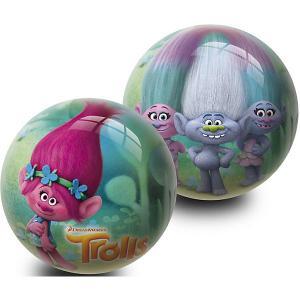 Мяч  Тролли , 23 см Unice