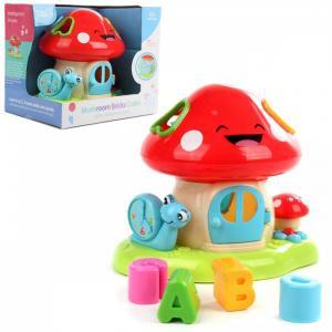 Развивающая игрушка  Грибок-сортер Veld CO