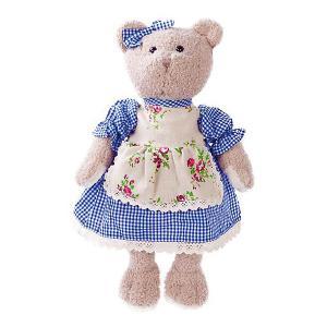 Мягкая игрушка  Мишка Машенька в голубом, 23 см Angel Collection