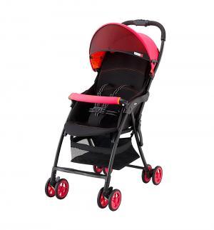Прогулочная коляска  Magical Air, цвет: оранжевый/розовый Aprica