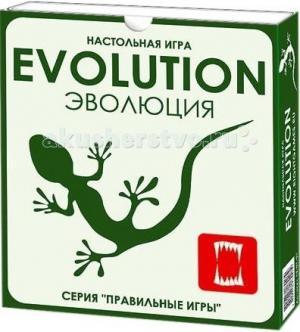 Настольная игра Эволюция Правильные игры