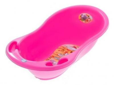 Ванна  Сафари, цвет: розовый Tega