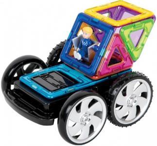 Конструктор  магнитный RC Kart Set (13 деталей) Magformers