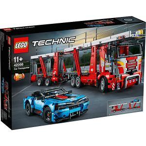 Конструктор  Technic Автовоз, 2493 детали, арт 42098 LEGO. Цвет: разноцветный