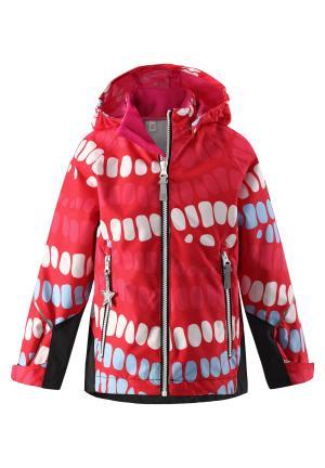 Куртка , цвет: красный Reima