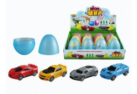 Набор Машинка в яйце M0282 Yako
