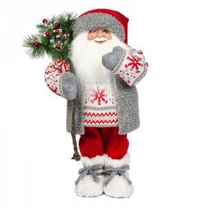 Дед Мороз в Свитере со Снежинкой Maxitoys