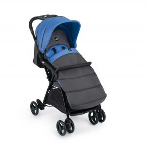 Прогулочная коляска  Curvi, цвет: серый/синий Cam