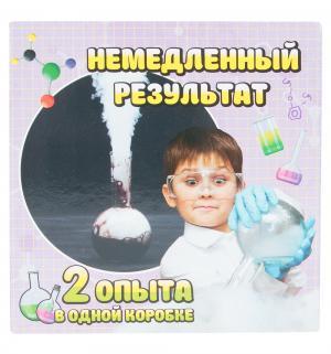Набор химических экспериментов  Пена для слона. Дым коромыслом 220 г Qiddycome