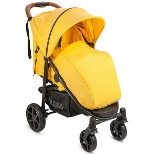Прогулочная коляска  Corso, цвет: giallo nero Nuovita