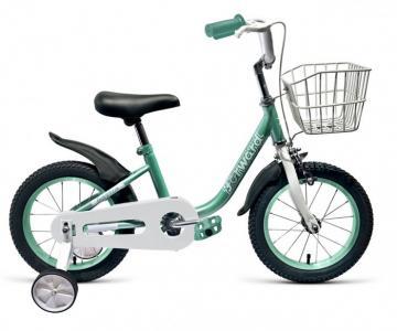 Велосипед двухколесный  Barrio 14 2019 Forward