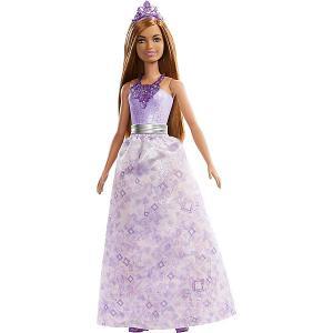 Волшебная принцесса Barbie Dreamtopia с русыми волосами Mattel. Цвет: разноцветный