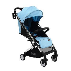 Прогулочная коляска  Anima, цвет: blu argento Nuovita