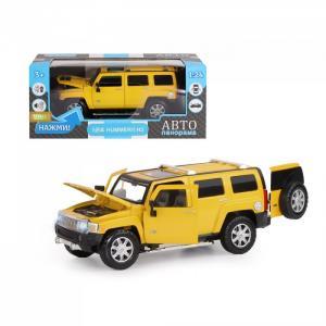 Машинка металлическая Hummer H3 1:24 Автопанорама