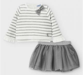 Комплект: Пуловер и юбка 2974 Mayoral
