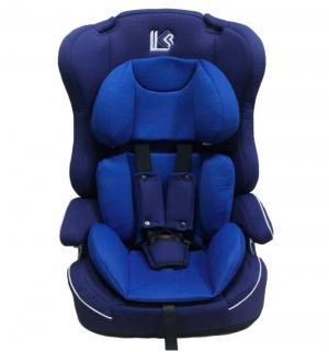 Автокресло  LK-01B, цвет: темно-синий Little King