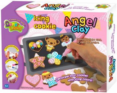 Игровой набор массы для лепки Icing Cookies Angel Clay