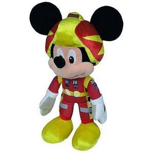 Мягкая игрушка Микки гонщик, 25 см Nicotoy