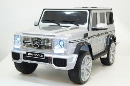 Электромобиль  Mercedes-Benz G65-AMG RiverToys