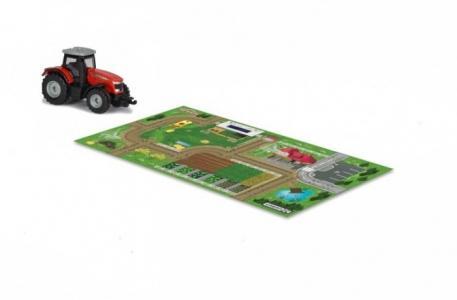Игровой коврик  Creatix серии Farm не скользящий Majorette