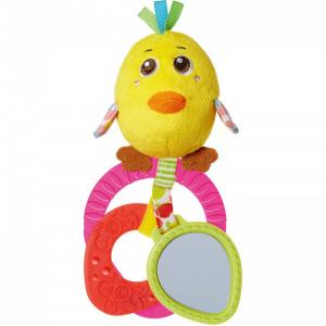 Погремушка  Игрушка Птенчик 3+ Chicco