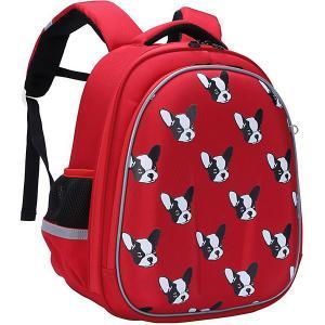 Рюкзак  RAz-086-15 №1 Grizzly. Цвет: красный