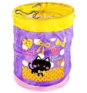 Корзина для игрушек  Котенок Shantou Gepai