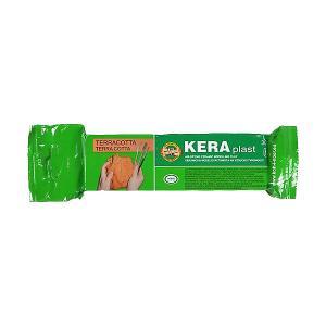 Глина для лепки KOH-I-NOOR Kerapkast 300 г, терракот. Цвет: зеленый