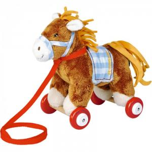 Каталка-игрушка  пони Sam Lustige Tierparade Spiegelburg