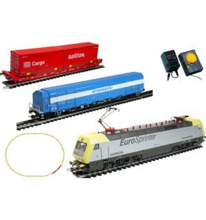 Железная дорога  Prestige Dispolok с вагонами T214 и T216 1 : 87 Mehano