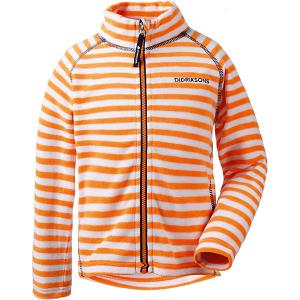 Демисезонная куртка Didriksons Monte Print DIDRIKSONS1913. Цвет: оранжевый